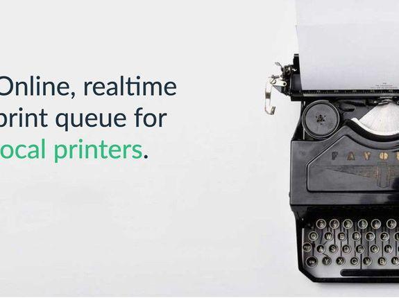 Spooler: Jouw print robot