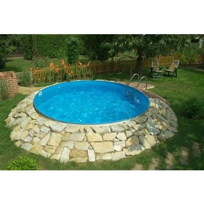 Afbeelding 15 van Trend Pool Ibiza 450 x 120 cm, liner 0,8 mm