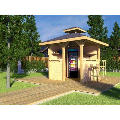 Hoofdafbeelding van Weka Tuinoase 651 + Toren Gr. 1