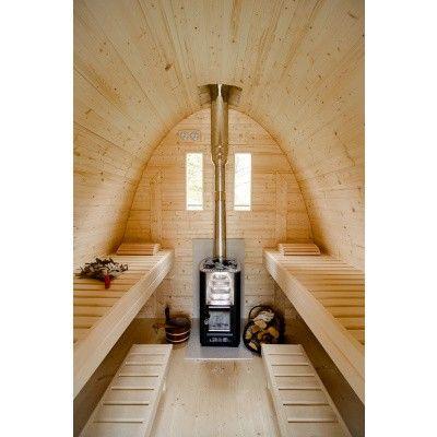Afbeelding 14 van Interflex Sauna Pod 4m