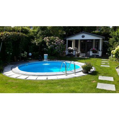 Afbeelding 11 van Trend Pool Ibiza 420 x 120 cm, liner 0,8 mm