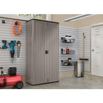 Bild 3 von Suncast BMC 8000 Mega Tall Storage Cabinet