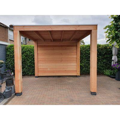 Afbeelding 5 van WoodAcademy Ruby Excellent Douglas Overkapping 300x300 cm