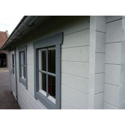 Afbeelding 30 van Azalp Garage Thijs 470x570 cm, 95 mm
