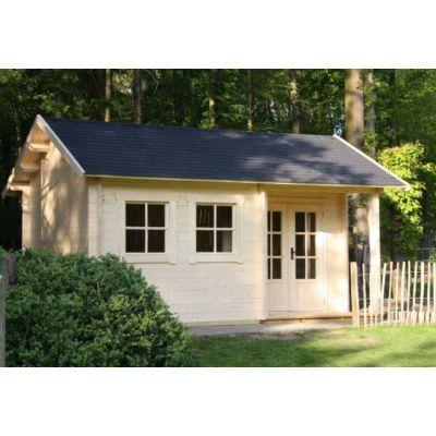 Bild 13 von Azalp CLASSIC Blockhaus Cottage Style Kinross, 45 mm