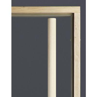 Afbeelding 7 van Ilogreen Saunadeur Exclusive (Elzen) 89x189 cm, helderglas