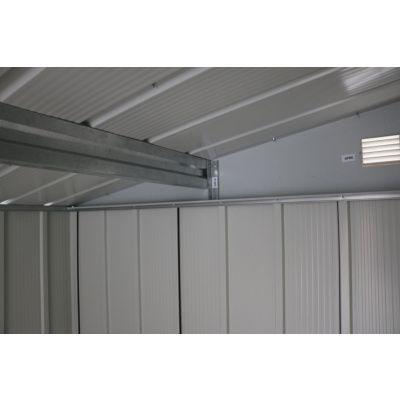 Bild 3 von Duramax ECO Metall-Gartenhaus 10x10, Anthrazit