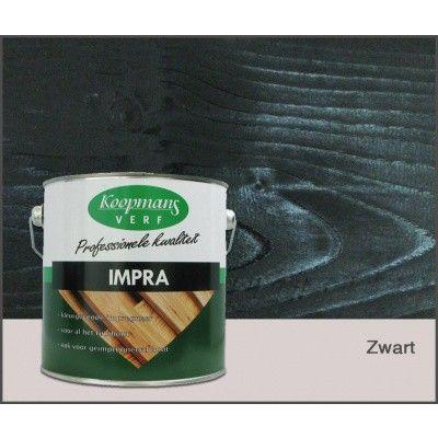 Hoofdafbeelding van Koopmans Impra, Zwart, 2,5L