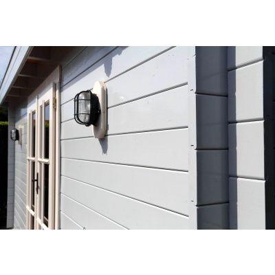 Bild 6 von Azalp Blockhaus Ingmar 300x300 cm, 30 mm