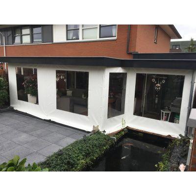 Afbeelding 7 van Azalp Verandazeil met raam 1.80-3.00 meter