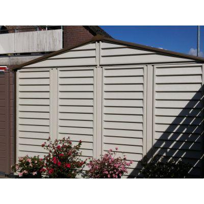 Bild 36 von Duramax Gerätehaus WoodSide 10x8