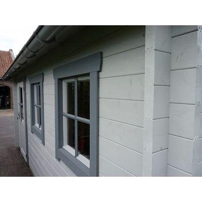 Afbeelding 30 van Azalp Garage Thijs 470x570 cm, 60 mm