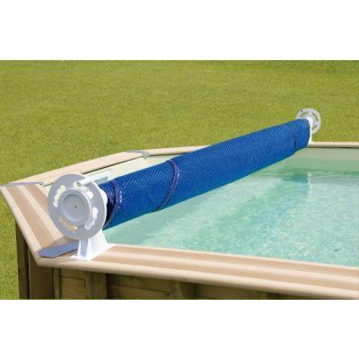 Afbeelding 11 van Ubbink zomerzeil voor Azura 410 cm (6-hoekig) rond zwembad