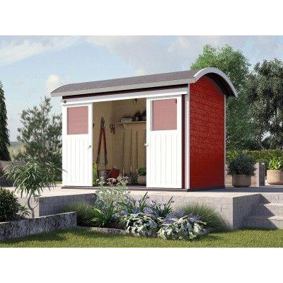 Hauptbild von Weka Gartenhaus 228 Schwedisch rot