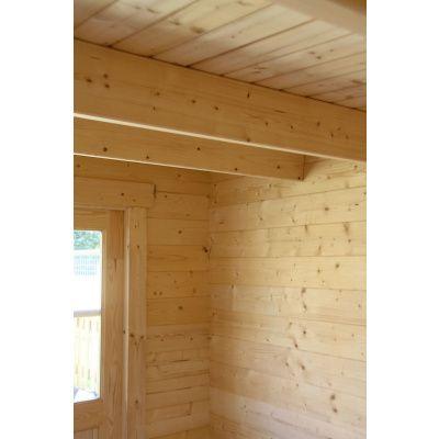Bild 15 von Azalp Blockhaus Sanne 600x250 cm, 30 mm