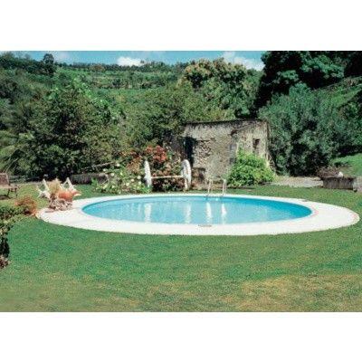 Afbeelding 18 van Trend Pool Ibiza 420 x 120 cm, liner 0,8 mm