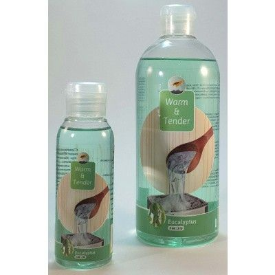 Afbeelding 2 van Warm and Tender Concentraat Eucalyptus 100 ml