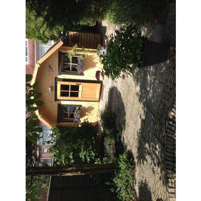 Bild 20 von Azalp Blockhaus Yorkshire 350x350 cm, 45 mm