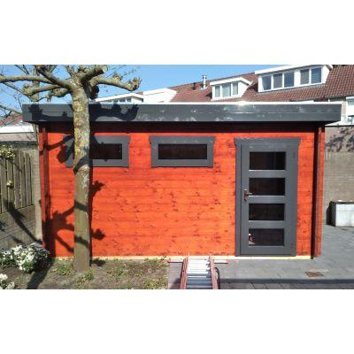 Afbeelding 13 van Azalp Garage Thijs 300x500 cm, 45 mm Modern