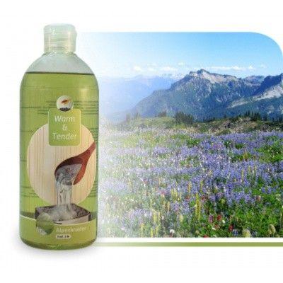 Hoofdafbeelding van Warm and Tender Concentraat Alpenkruiden 500 ml