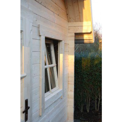 Bild 38 von Azalp Blockhaus Kent 250x250 cm, 30 mm