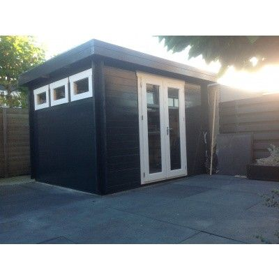 Bild 94 von Azalp Blockhaus Ingmar 350x400 cm, 45 mm