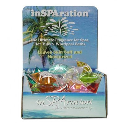Afbeelding 2 van InSPAration Liquid Pearl - pillow packets (box 36 x 15 ml)