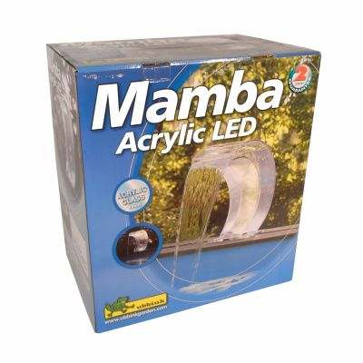 Afbeelding 3 van Ubbink Mamba Acryl LED