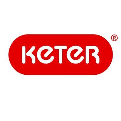 Afbeelding 7 van Keter 17197253 Store It Out Midi black/grey