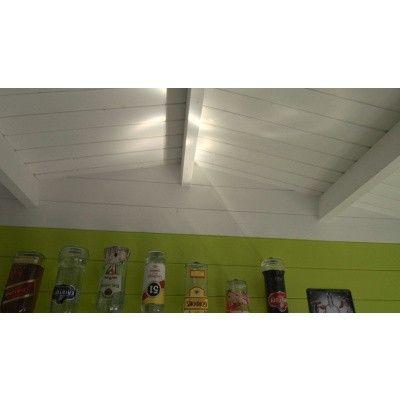 Bild 7 von Azalp Blockhaus Karlijn 550x500 cm, 45 mm