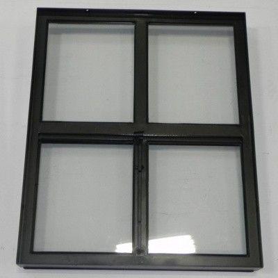 Afbeelding 2 van Azalp Stalen openklapbaar raam (onderste deel), 500x600 mm