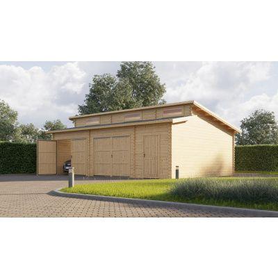 Hoofdafbeelding van Graed Modern Garage 600x800 cm, 44 mm