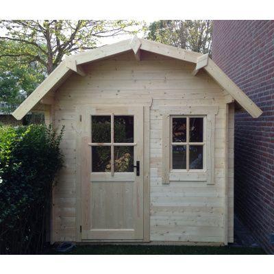 Bild 49 von Azalp Blockhaus Kent 350x400 cm, 30 mm