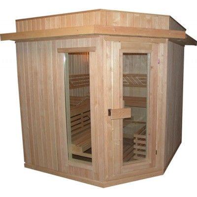Hoofdafbeelding van Azalp Dakrand voor sauna Classic elzen/espen*