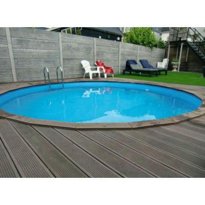 Afbeelding 4 van Trend Pool Ibiza 420 x 120 cm, liner 0,8 mm