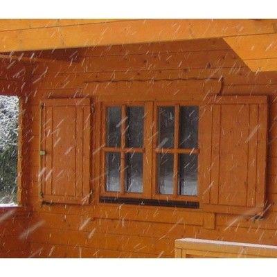 Afbeelding 2 van Azalp Luikenset raam 80x94 cm, standaard*
