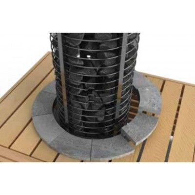 Hoofdafbeelding van Sawo Tower Heater Kachelrand (TH-GUARD-S09)