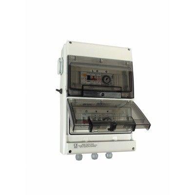 Afbeelding 10 van Ubbink Elektrische aansluitkast 230 volt