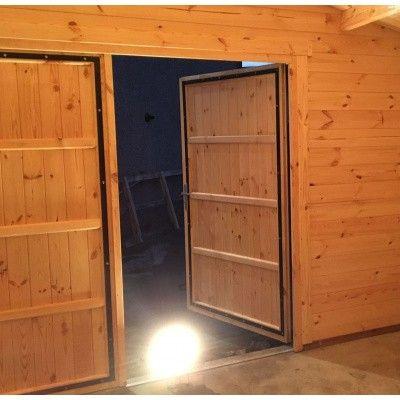 Bild 15 von Graed Double Garage + Carport 950x595 cm, 44 mm