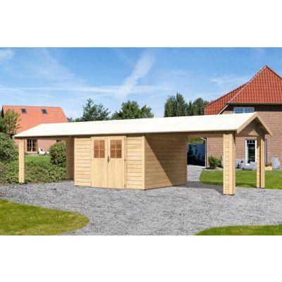 Hauptbild von Woodfeeling Blankenberge 7 mit 2 Anbaudächer