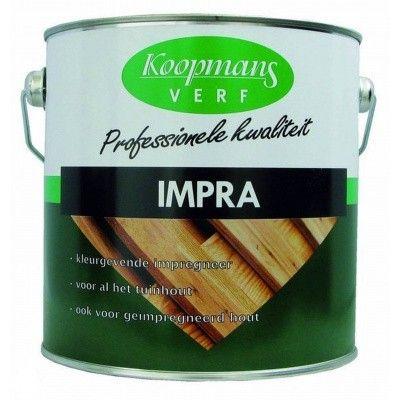 Afbeelding 2 van Koopmans Impra, Zwart, 2,5L