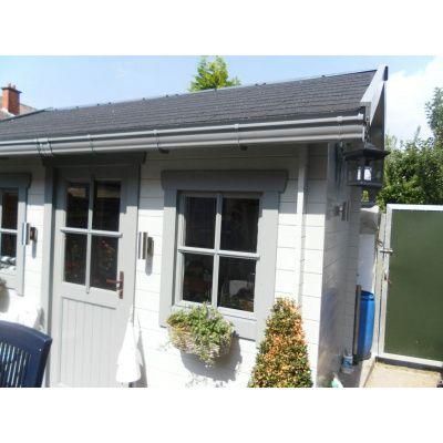 Bild 20 von Azalp Blockhaus Lis 450x450 cm, 45 mm
