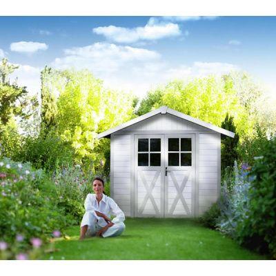 Hoofdafbeelding van Grosfillex 22911140 DECO H11 groen-wit