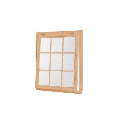 Afbeelding 3 van WoodAcademy Douglas raam, 130x90 cm