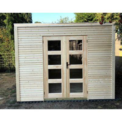 Bild 8 von SmartShed Gartenhaus Ligne 250x250 cm