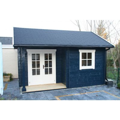 Bild 24 von Azalp CLASSIC Blockhaus Cottage Style Kinross, 45 mm
