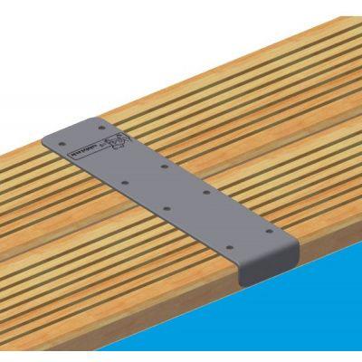 Afbeelding 5 van Ubbink Linéa 650 x 350 x 140 cm compleet met blauwe liner en uitrusting