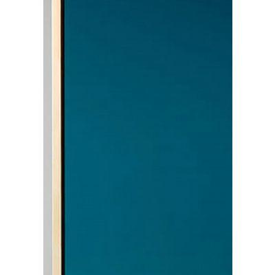 Afbeelding 2 van Ilogreen Saunadeur Trend (Vuren) 189x79 cm, blauwglas