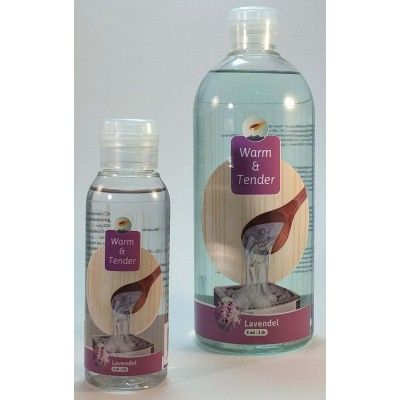 Afbeelding 2 van Warm and Tender Concentraat Lavendel 500 ml