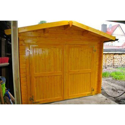 Afbeelding 14 van Azalp Garage Thijs 470x570 cm, 95 mm